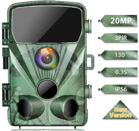caméra de chasse infrarouge Toguard